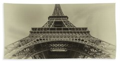 Eiffel Tower 2 Bath Towel