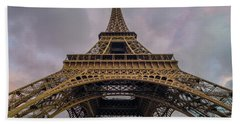 Eiffel Tower 5 Hand Towel