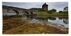 Eilean Donan Castle Hand Towel