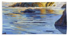 Pacific Reflections 2 Hand Towel