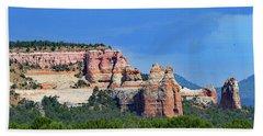 El Morro New Mexico Hand Towel