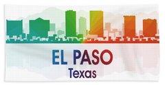 El Paso Tx Hand Towel