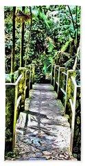 El Yunque Bridge Hand Towel