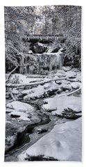 Elakala Falls Bath Towel