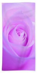 Electric Pink Hand Towel
