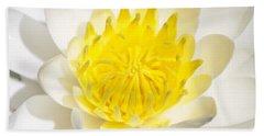 Elegant Lotus Bath Towel