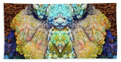 Elemental Being In Nature 1 Hand Towel