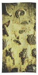 Elemental Marine Decorations Hand Towel