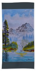 Elements Of Nature 2 Hand Towel