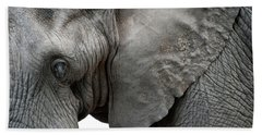 Elephant 2 Hand Towel