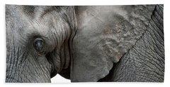 Elephant 2 Bath Towel