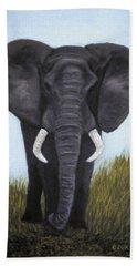 Elephant Bath Towel