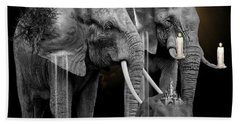 Elephant Kingdom 3 Bath Towel