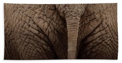 Elephant Tail Hand Towel