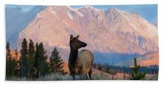 Elk Majesty Hand Towel