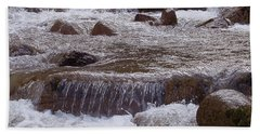 Ellenville Waterfall Bath Towel