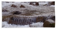 Ellenville Waterfall Bath Towel