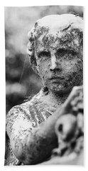 Elmwood Cemetery - Cassie Hill Bw Hand Towel