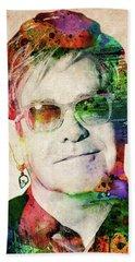 Elton John Bath Towel