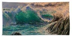 Emerald Sea Bath Towel