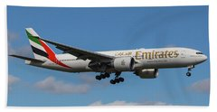 Emirates Air 777 Hand Towel