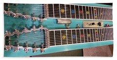 Emmons Lashley Legrande Pedal Steel Guitar Bath Towel