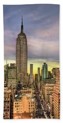Empire State Of Mind Bath Towel