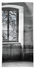 Bath Towel featuring the photograph Emptiness by Munir Alawi