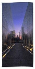 Empty Sky 911 Memorial Bath Towel
