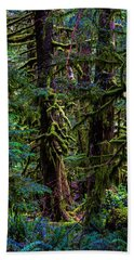 Enchanted Hand Towel by Alana Thrower