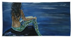 Enchanted Mermaid Hand Towel