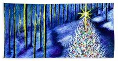 Enchanted Woods  Hand Towel