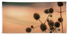 Hand Towel featuring the photograph End Of Summer by Lisa L Silva