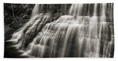 Lower Falls #3 Hand Towel