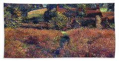 English Country Fields Hand Towel