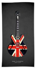 Epiphone Union Jack Bath Towel