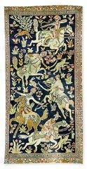 Equine Tapestry Bath Towel