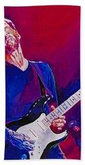 Eric Clapton - Crossroads Bath Towel
