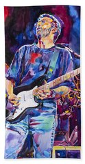 Eric Clapton Hand Towels