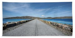 Eriskay To South Uist Bath Towel