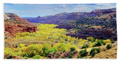 Escalante Canyon Hand Towel
