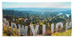 Esthetic Hollywood Hand Towel