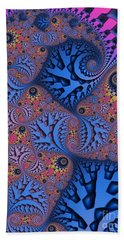 Etched In Color Bath Towel