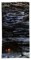 Eternal Flame Falls Hand Towel