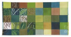 Euca Abstract Hand Towel