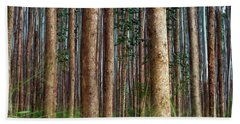Eucalyptus Forest Hand Towel