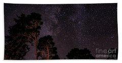 Eucalyptus Galaxy Hand Towel