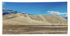 Eureka Dunes - Death Valley Bath Towel