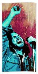 Pearl Jam Hand Towels