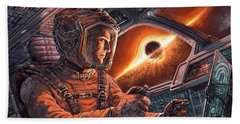Event Horizon Hand Towel